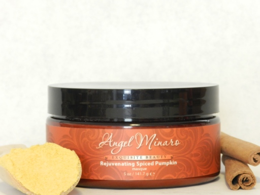 Rejuvenating spiced pumpkin masque net wt. 5 oz 141.7g