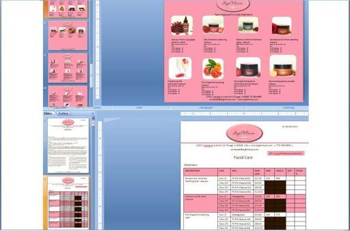 catalog order form snip