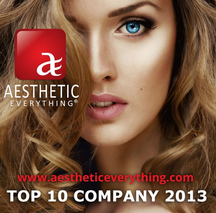 Aesthetic Everything Top 10 Companies 2013