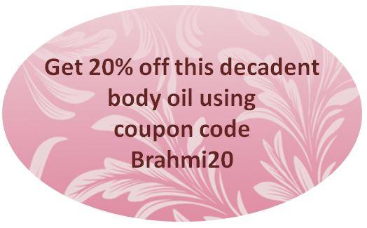 Brahmi Rose 20% coupon