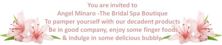 Bridal Spa Boutique spa social1