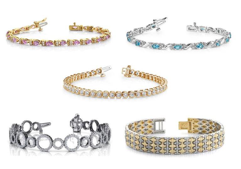 Anjolee bracelets