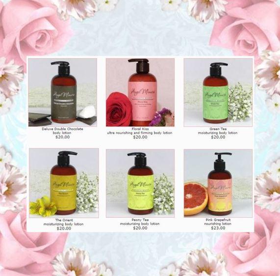 Angel minaro moisturizers1