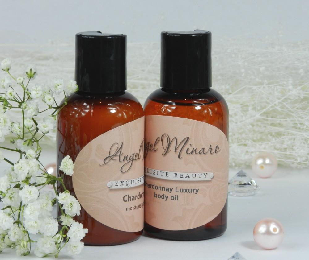 Chardonnay Massage sampler