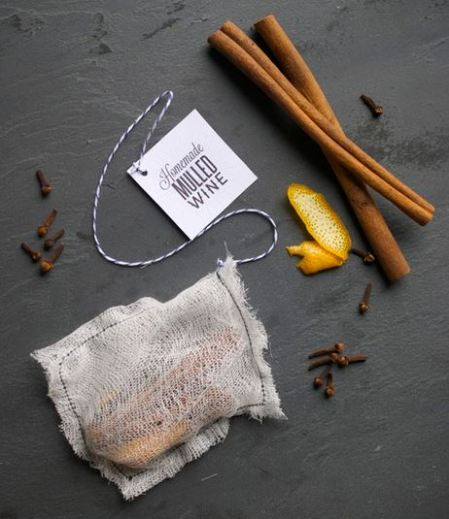 fall mulled wine spices